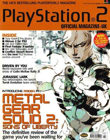 Official Playstation 2 Magazine UK 017 (February 2002)