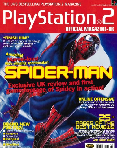 Official Playstation 2 Magazine UK 021 (June 2002)
