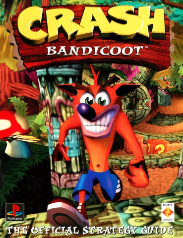 Crash Bandicoot - The Official Strategy Guide