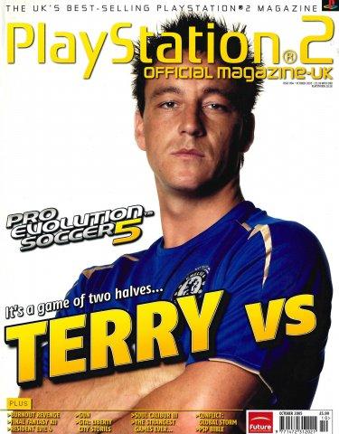 Official Playstation 2 Magazine UK 064 (October 2005)