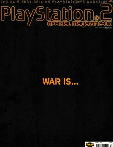 Official Playstation 2 Magazine UK 051 (October 2004)