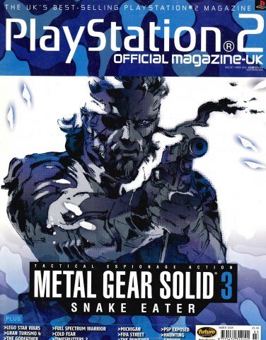 Official Playstation 2 Magazine UK 057 (March 2005)