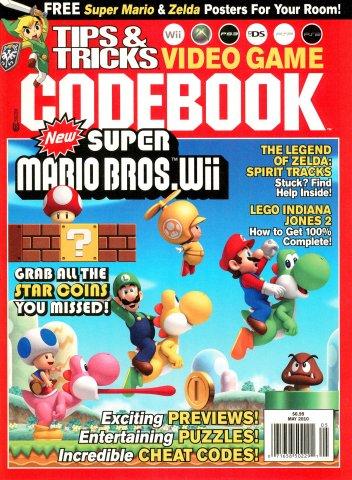 Tips & Tricks Video Game Codebook Volume 17 Issue 3 (May 2010)