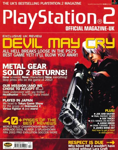 Official Playstation 2 Magazine UK 014 (December 2001)
