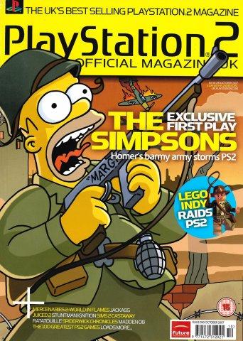 Official Playstation 2 Magazine UK 090 (October 2007)