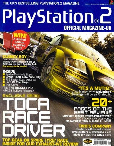 Official Playstation 2 Magazine UK 024 (September 2002)
