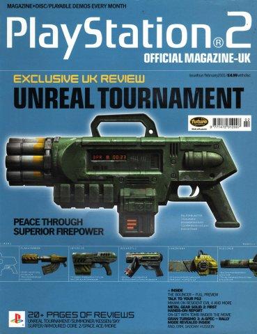 Official Playstation 2 Magazine UK 004 (February 2001)