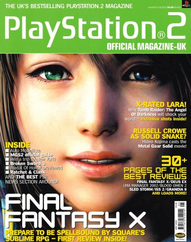 Official Playstation 2 Magazine UK 020 (May 2002)