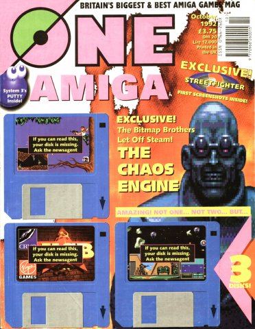 The One 049 (October 1992)