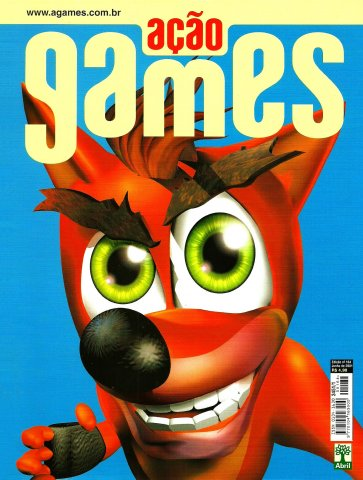Acao Games Issue 164 (June 2001)