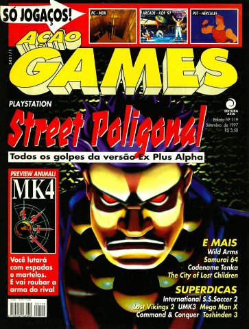 Acao Games Issue 119 (September 1997)