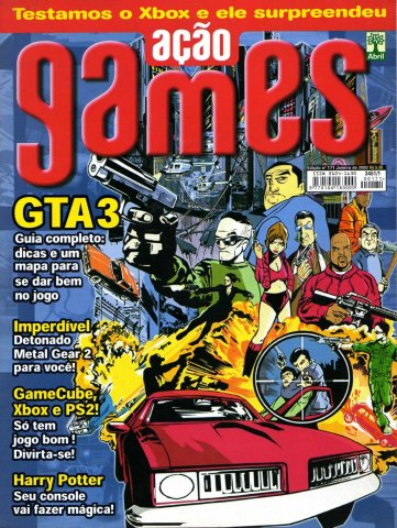 Acao Games Issue 171 (January 2002)