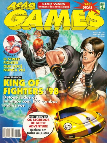 Acao Games Issue 140 (June 1999)