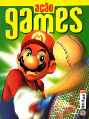 Acao Games Issue 156 (October 2000)