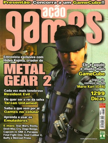 Acao Games Issue 169 (November 2001)