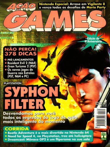 Acao Games Issue 139 (May 1999)