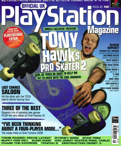 Official UK PlayStation Magazine Issue 058 (May 2000)
