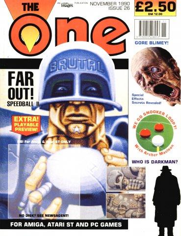 The One 026 (November 1990)