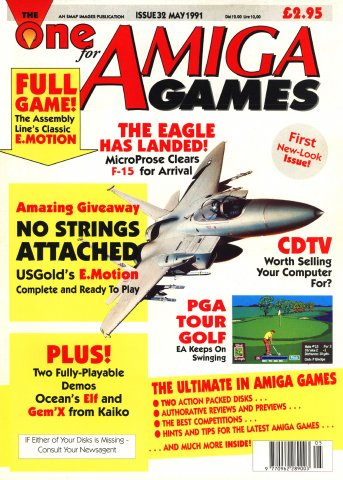 The One 032 (May 1991)