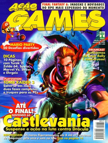 Acao Games Issue 137 (March 1999)