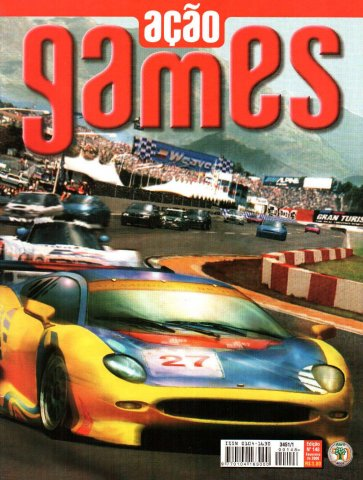Acao Games Issue 148 (February 2000)