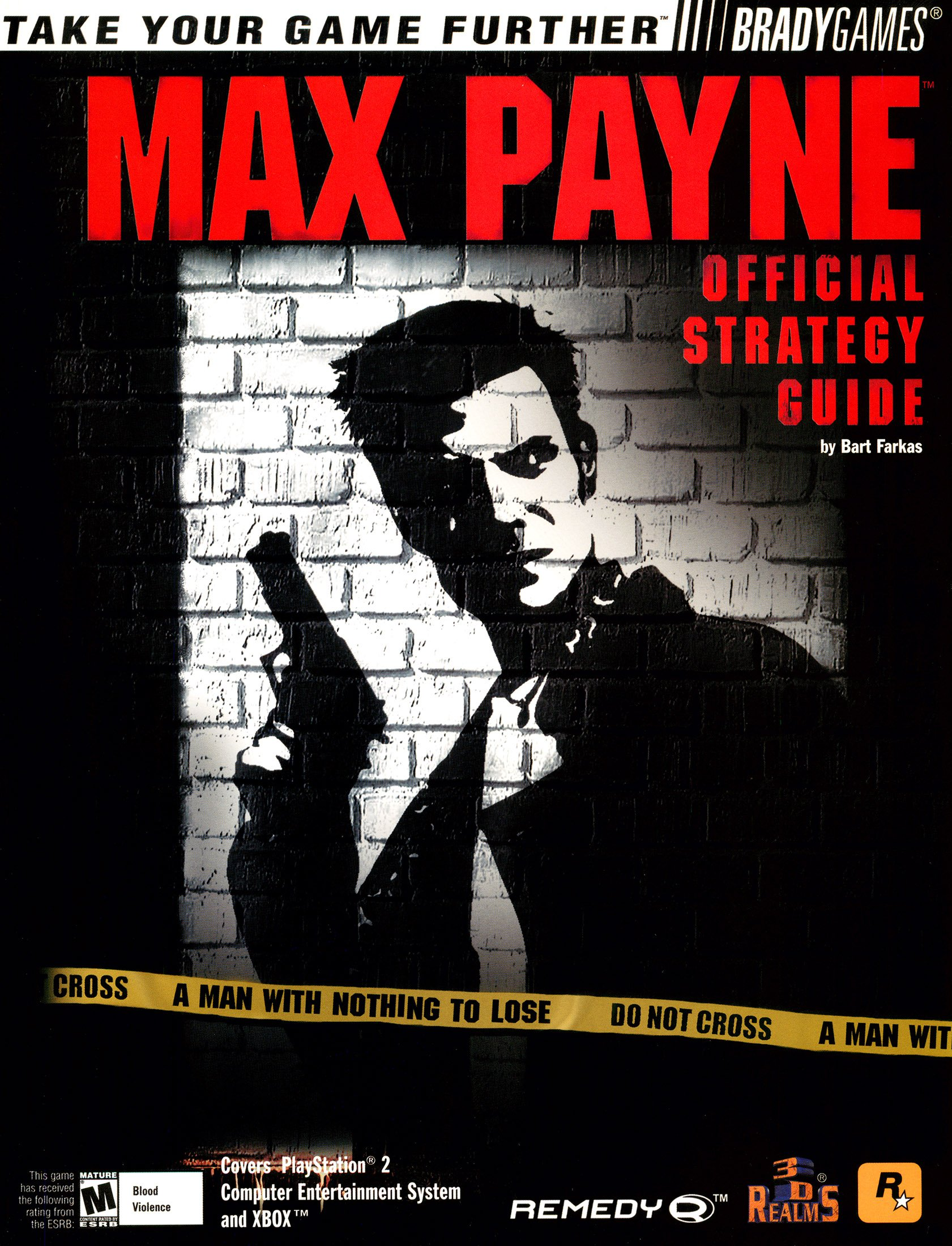 Max Payne Official Strategy Guide