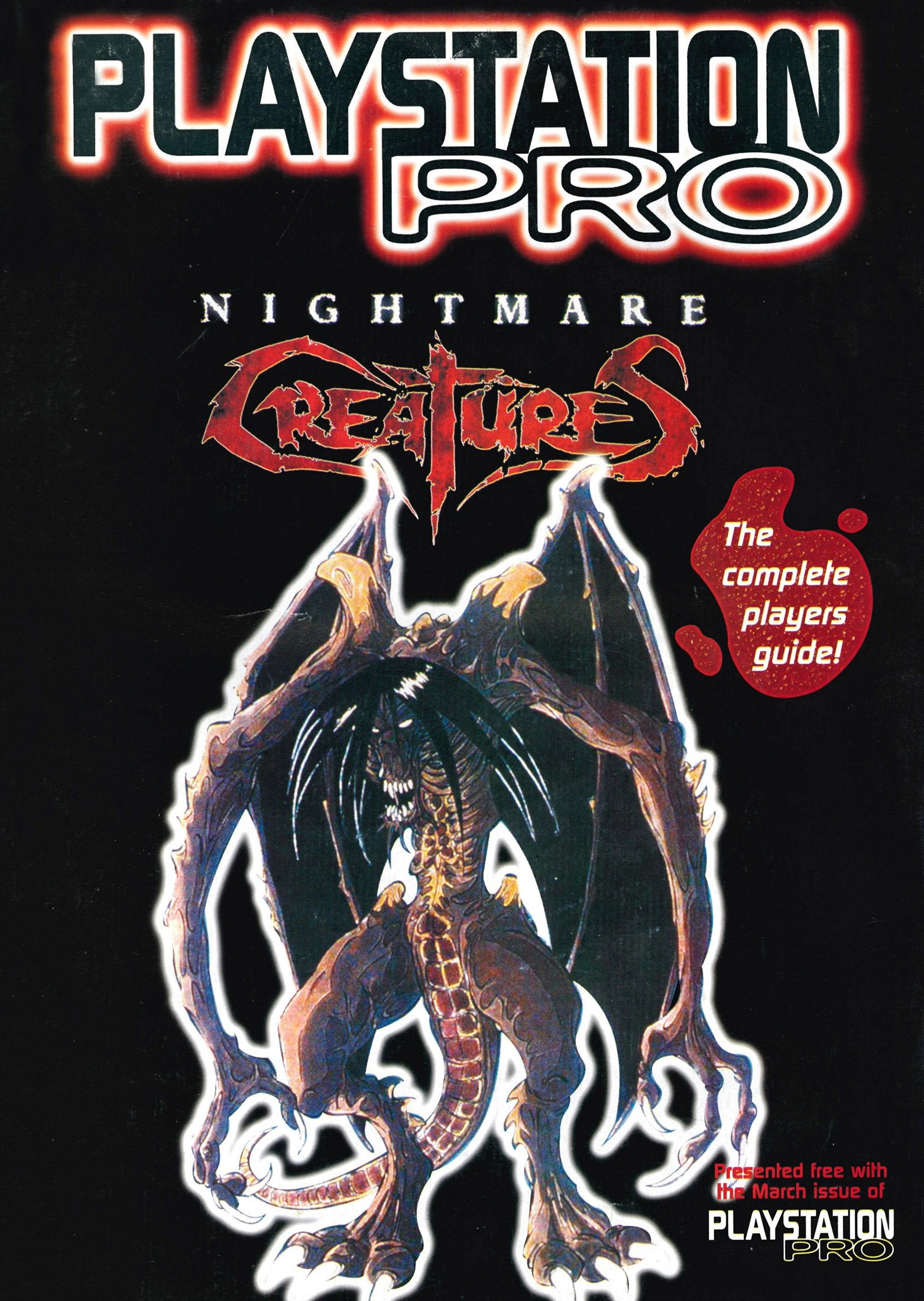 Nightmare Creatures (Issue 5 Supplement) (March 1997)