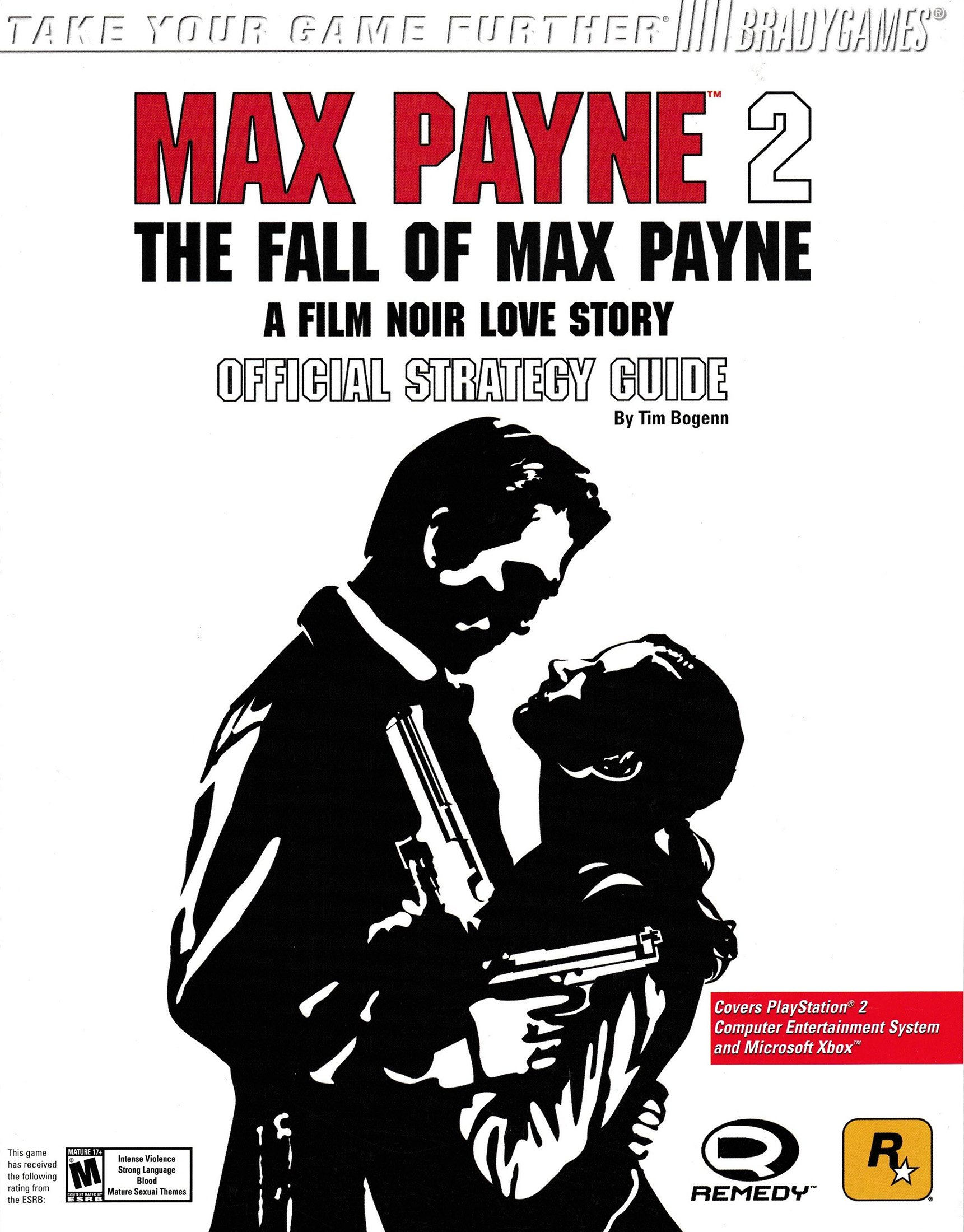 Max Payne 2 Official Strategy Guide