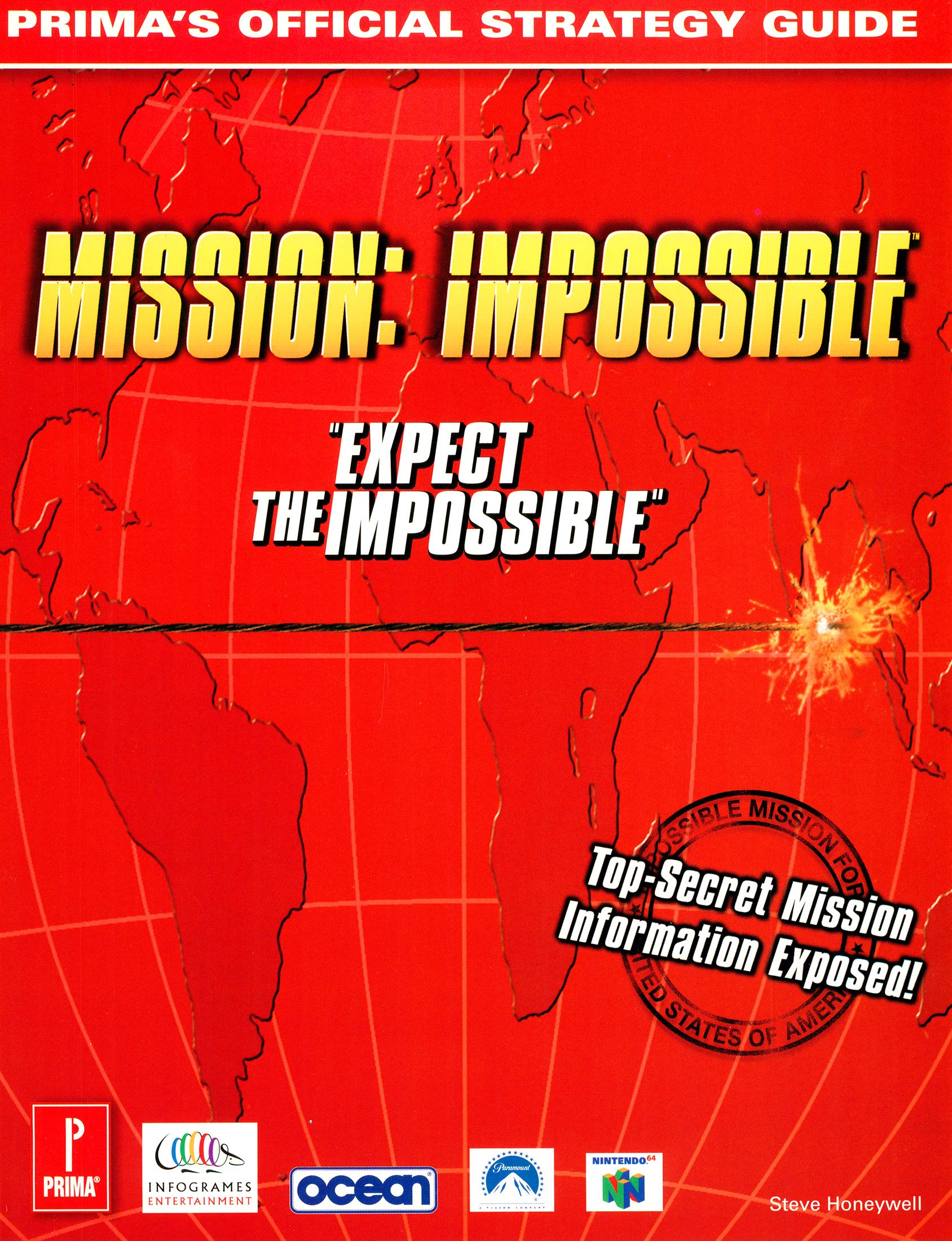 Mission Impossible - Prima's Official Strategy Guide