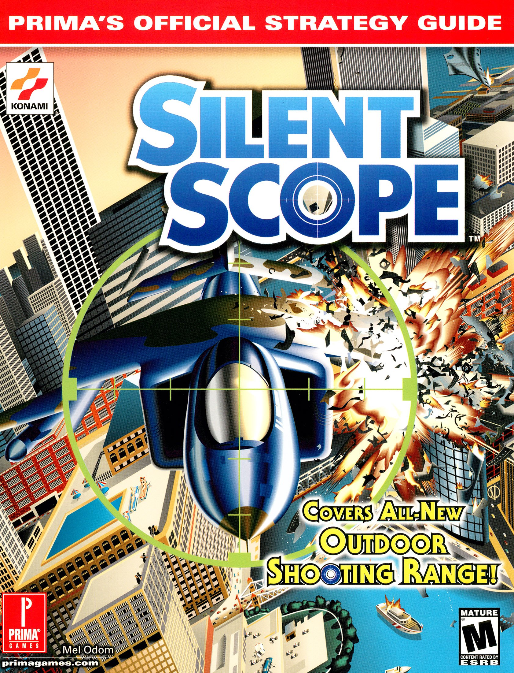Silent Scope - Prima's Official Strategy Guide