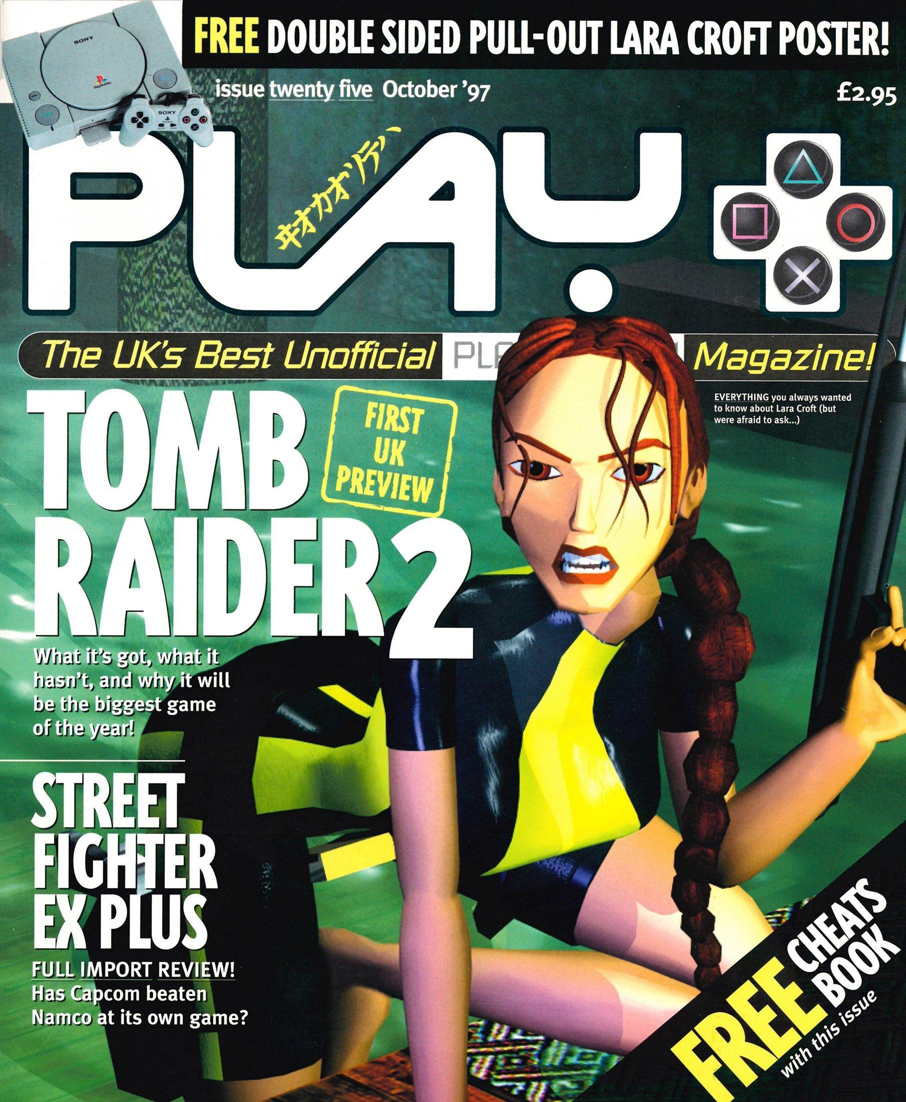 Play UK 025 (October 1997)