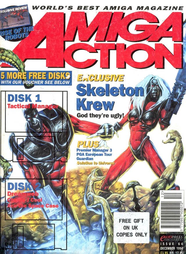 Amiga Action 064 (December 1994)