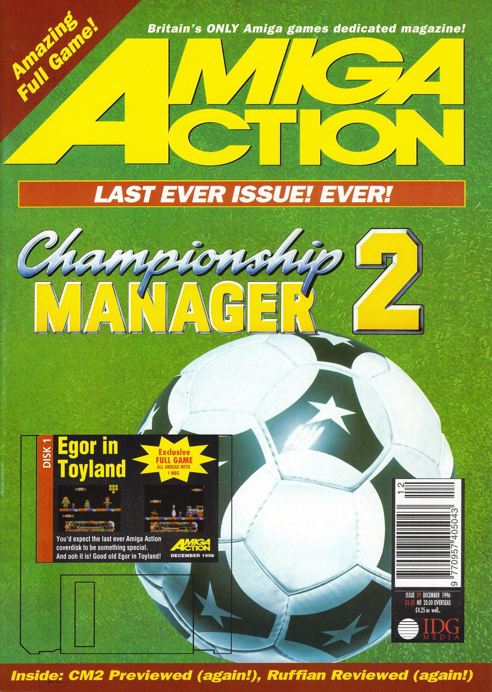 Amiga Action 089 (December 1996)