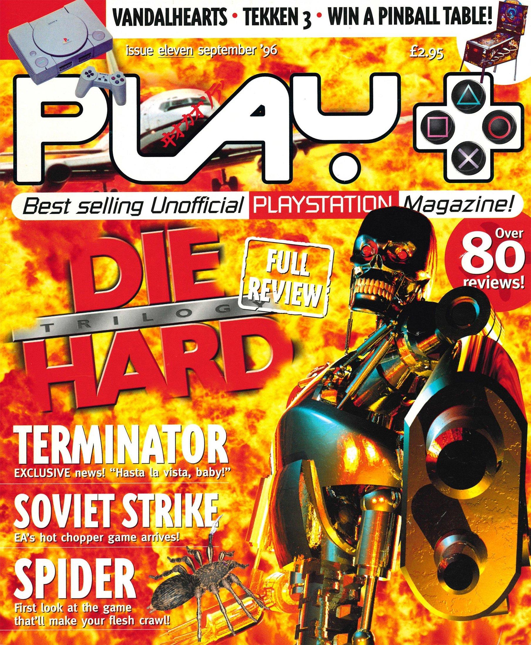 Play UK 011 (September 1996)
