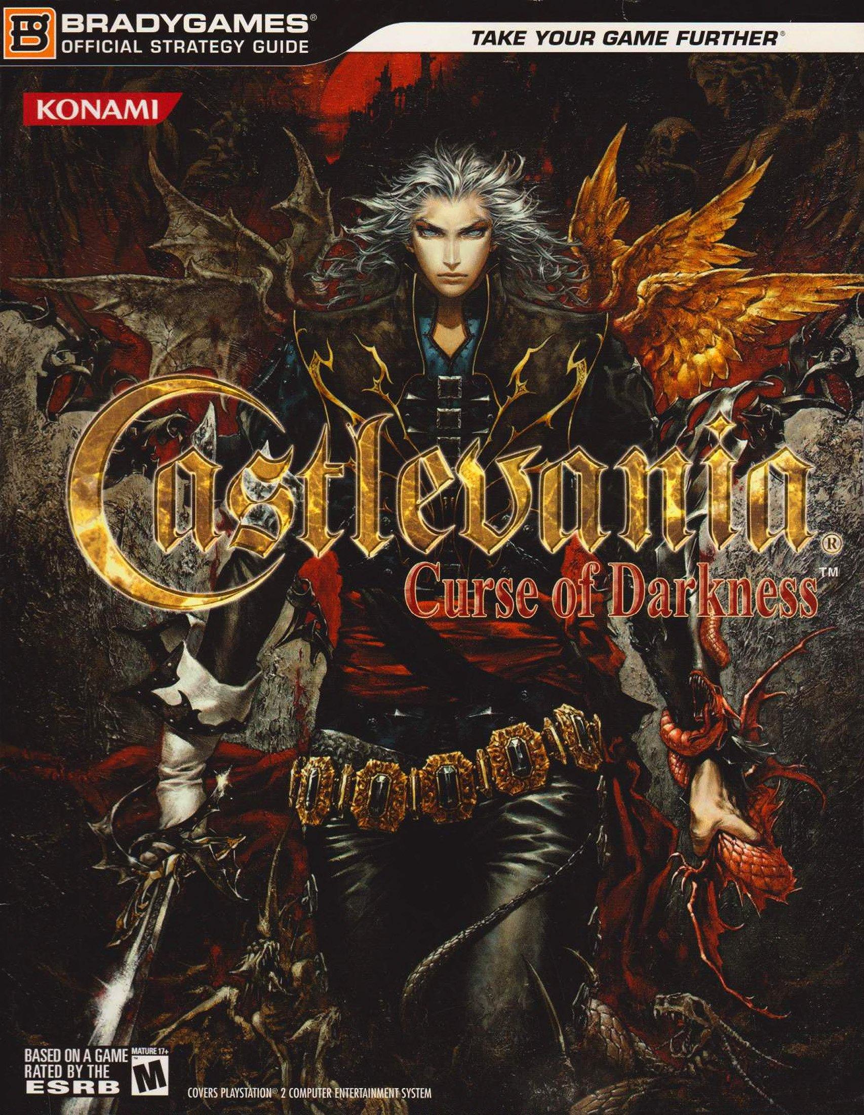 Castlevania - Curse of Darkness