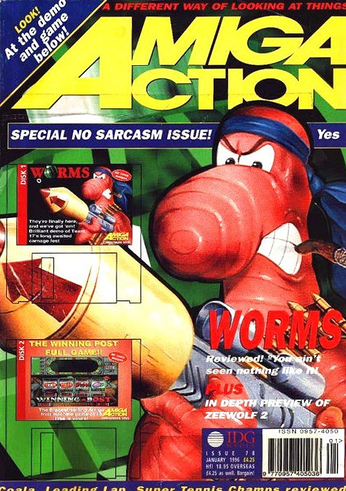 Amiga Action 078 (January 1996)
