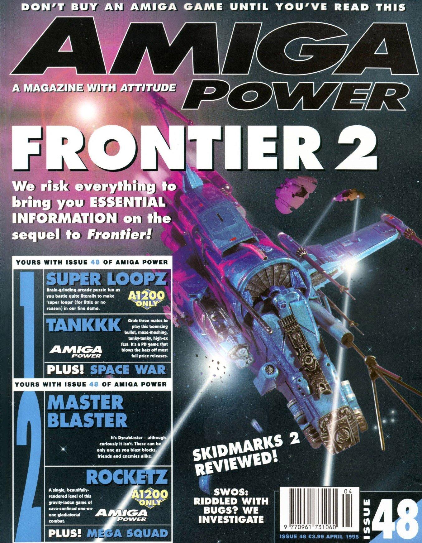 Amiga Power Issue 48 (April 1995)