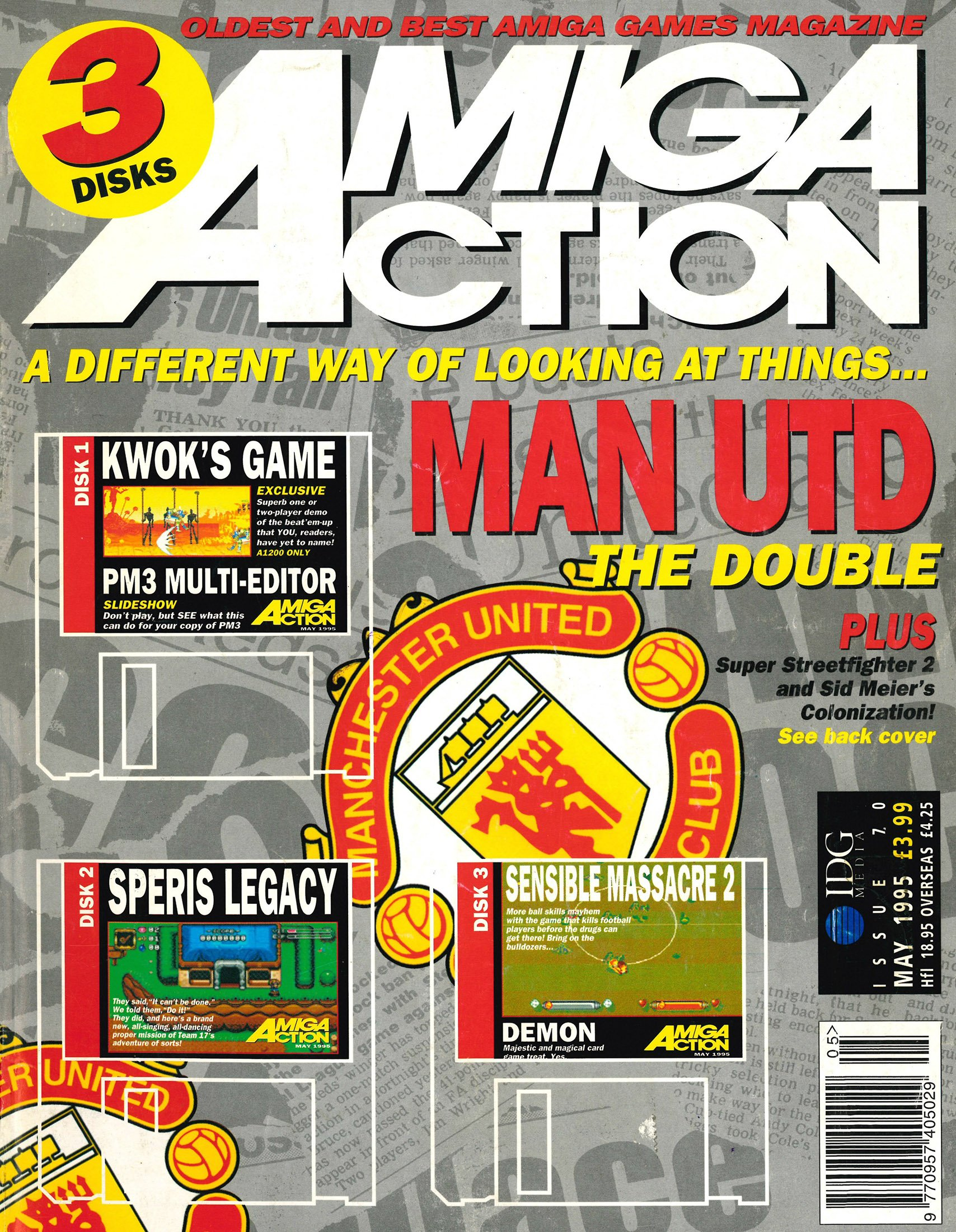 Amiga Action 070 (May 1995)