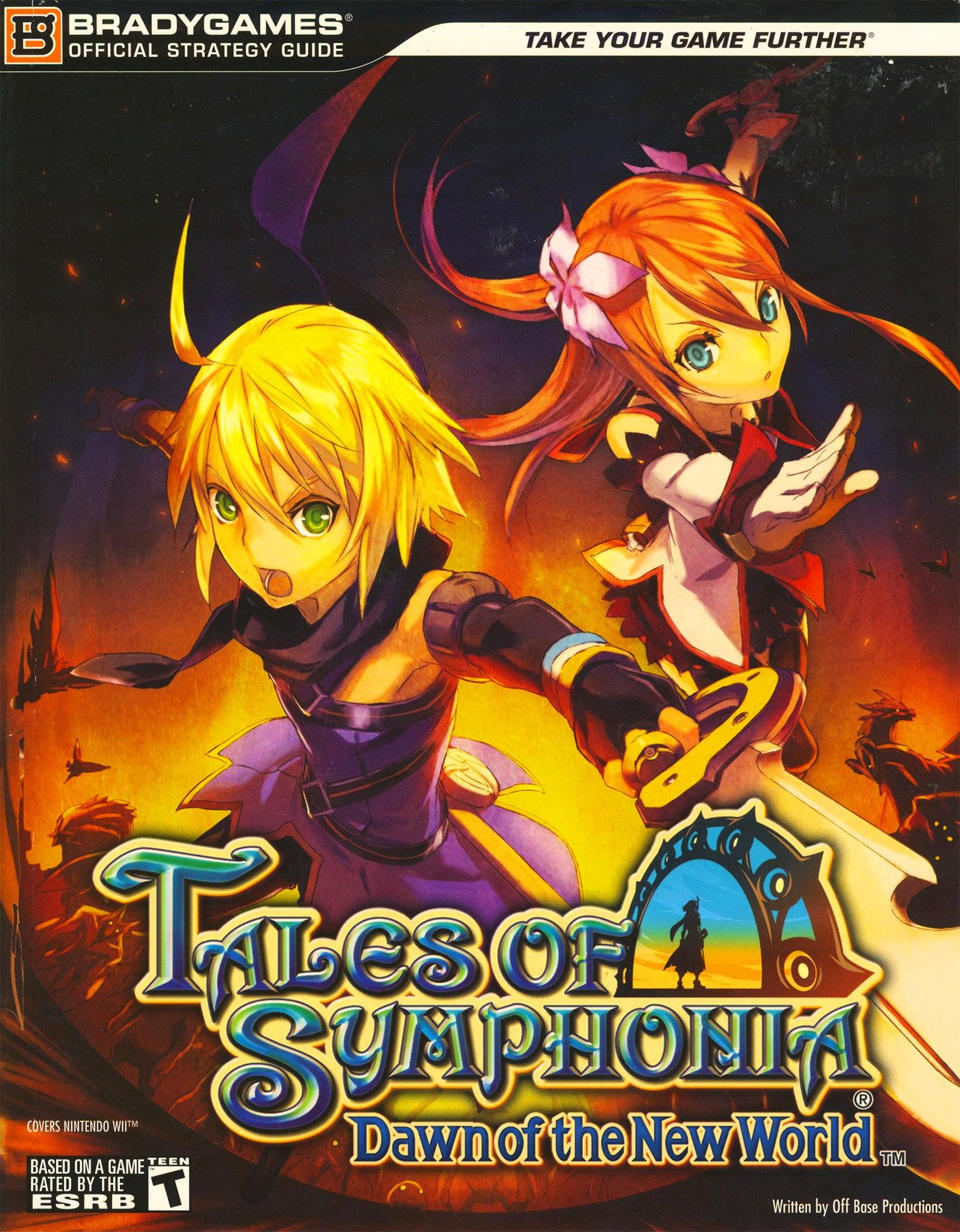 Tales of Symphonia - Dawn of the New World Official Guide