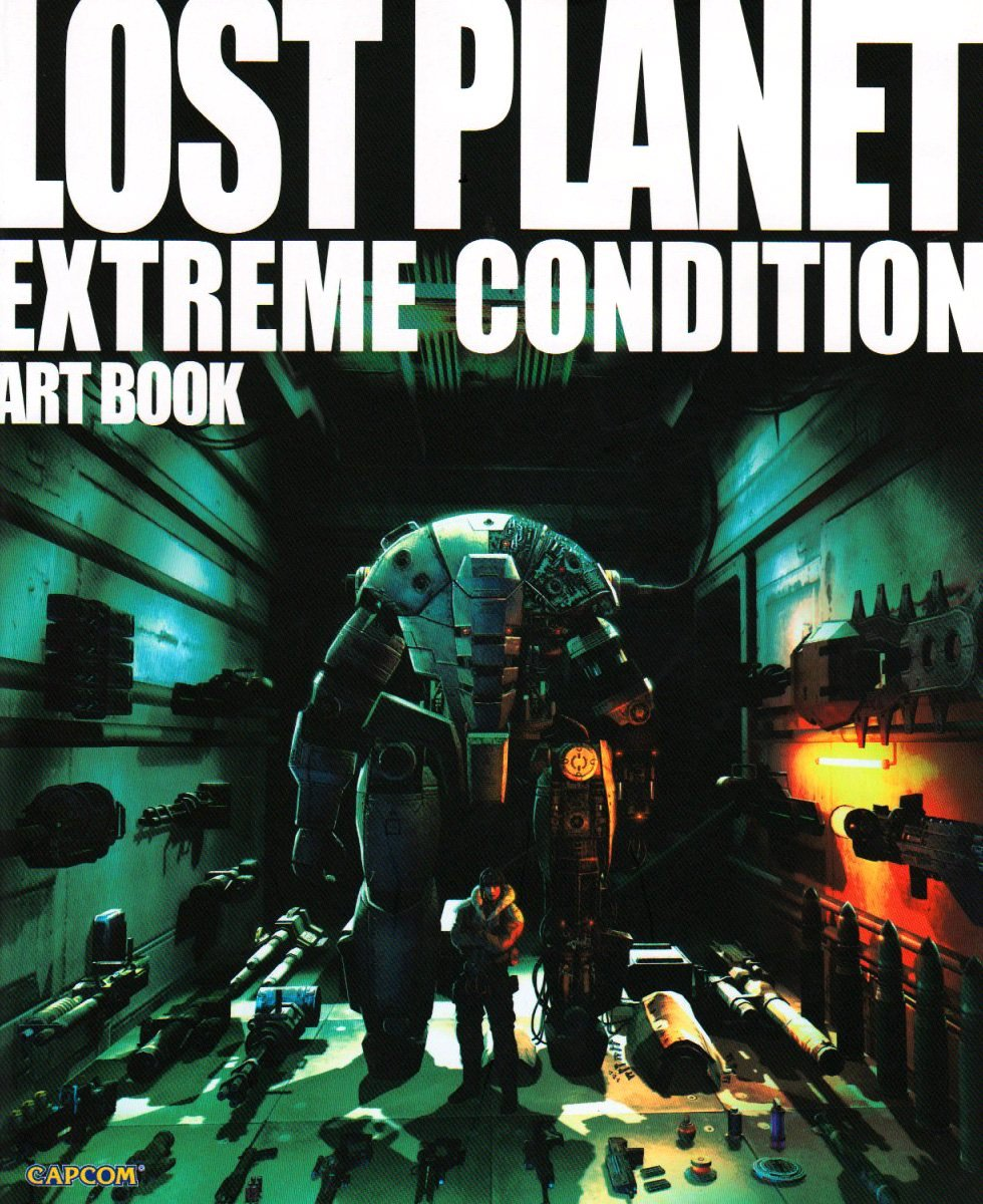 Lost Planet: Extreme Condition Art Book