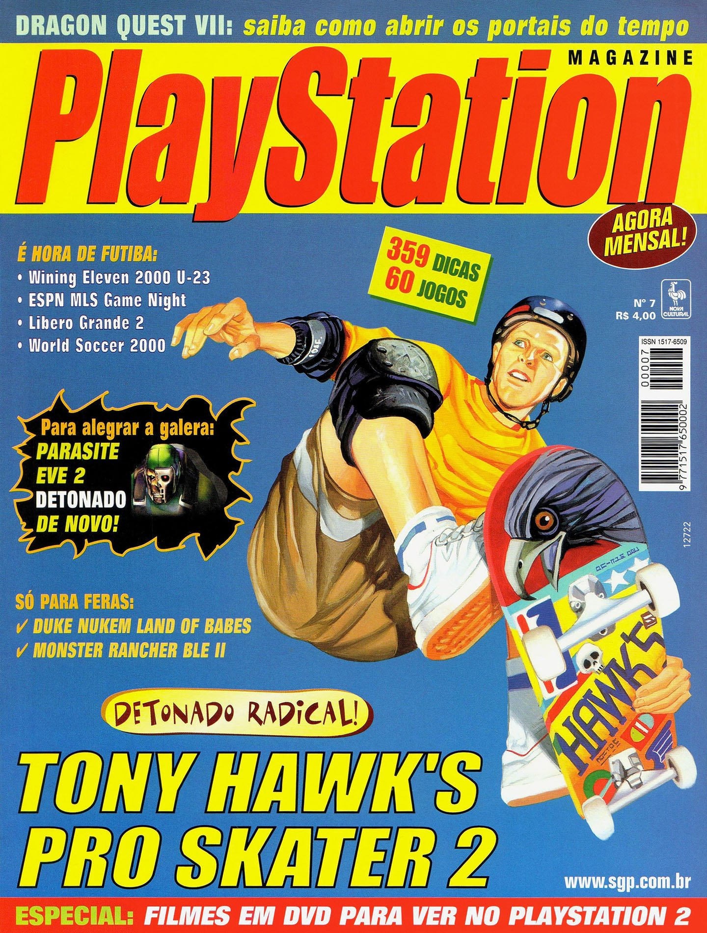 SGP Playstation Magazine Issue 07 (November 2000)