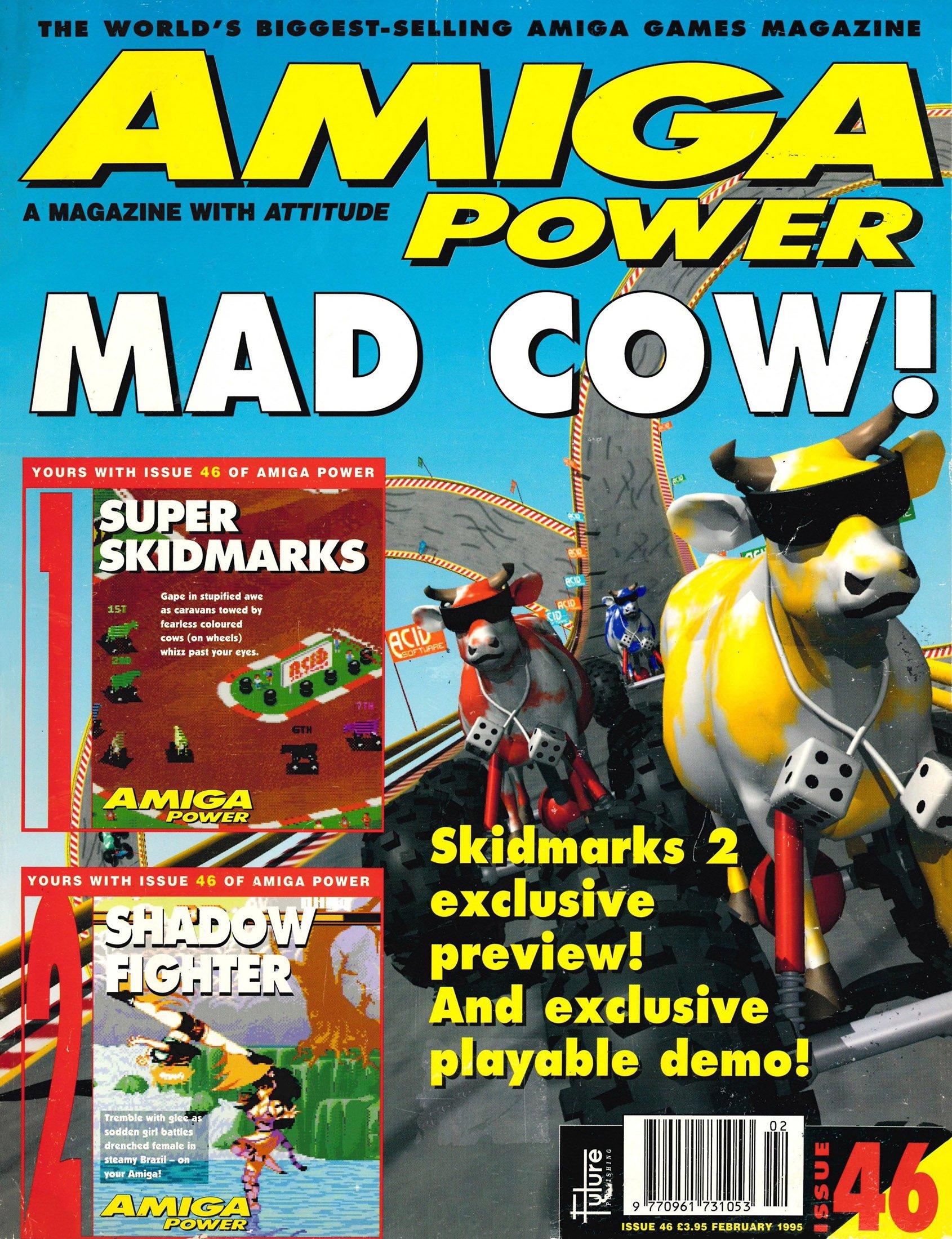 Amiga Power Issue 46 (February 1995)