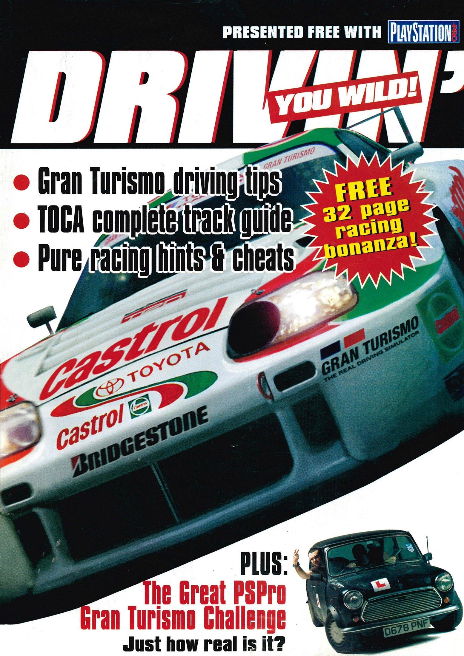 Drivin' You Wild! (Issue 8 supplement) (June 1997)
