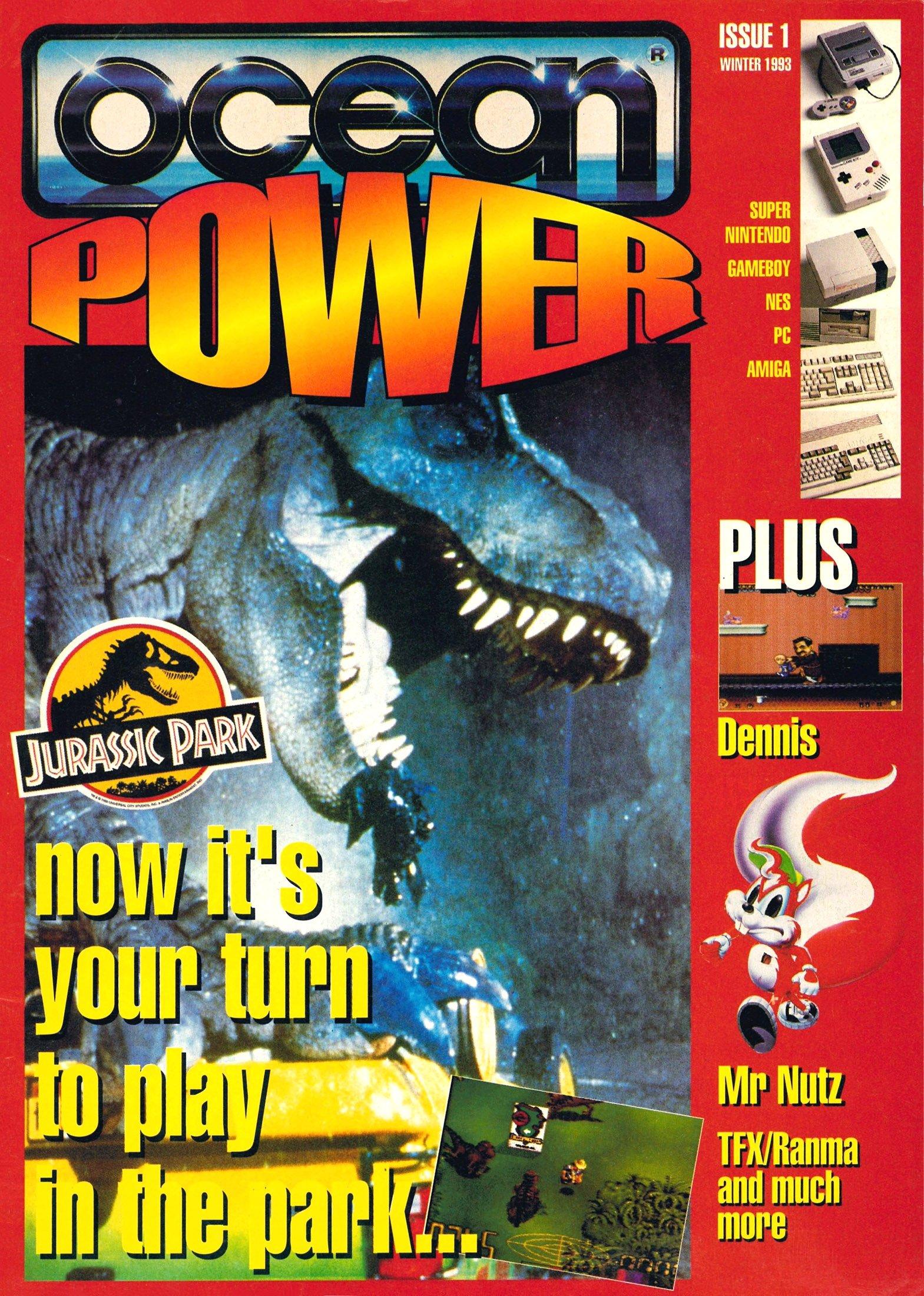 Ocean Power Issue 1 (Winter 1993)