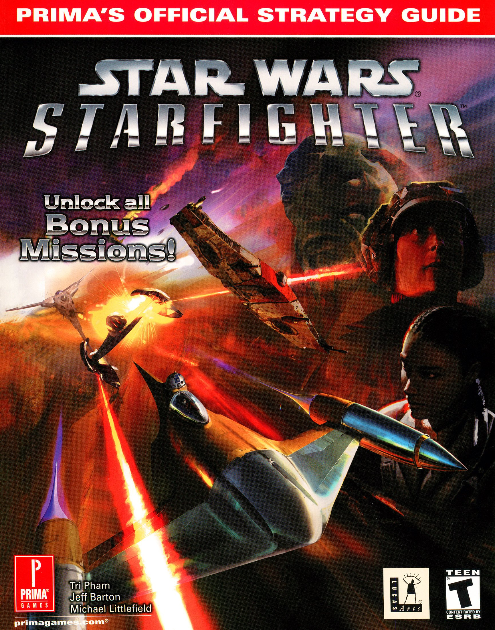 Star Wars Star Fighter - Prima's Official Strategy Guide