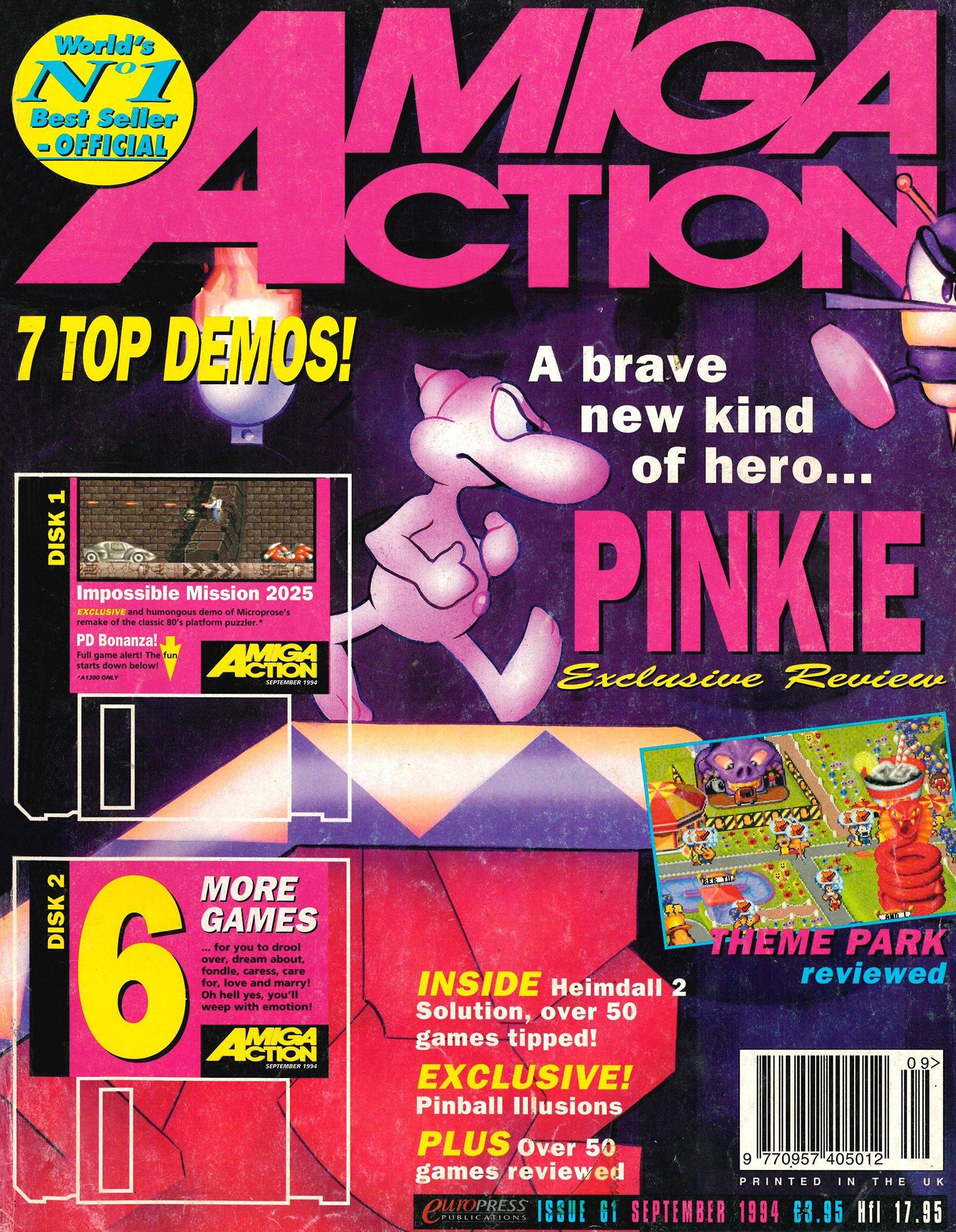 Amiga Action 061 (September 1994)