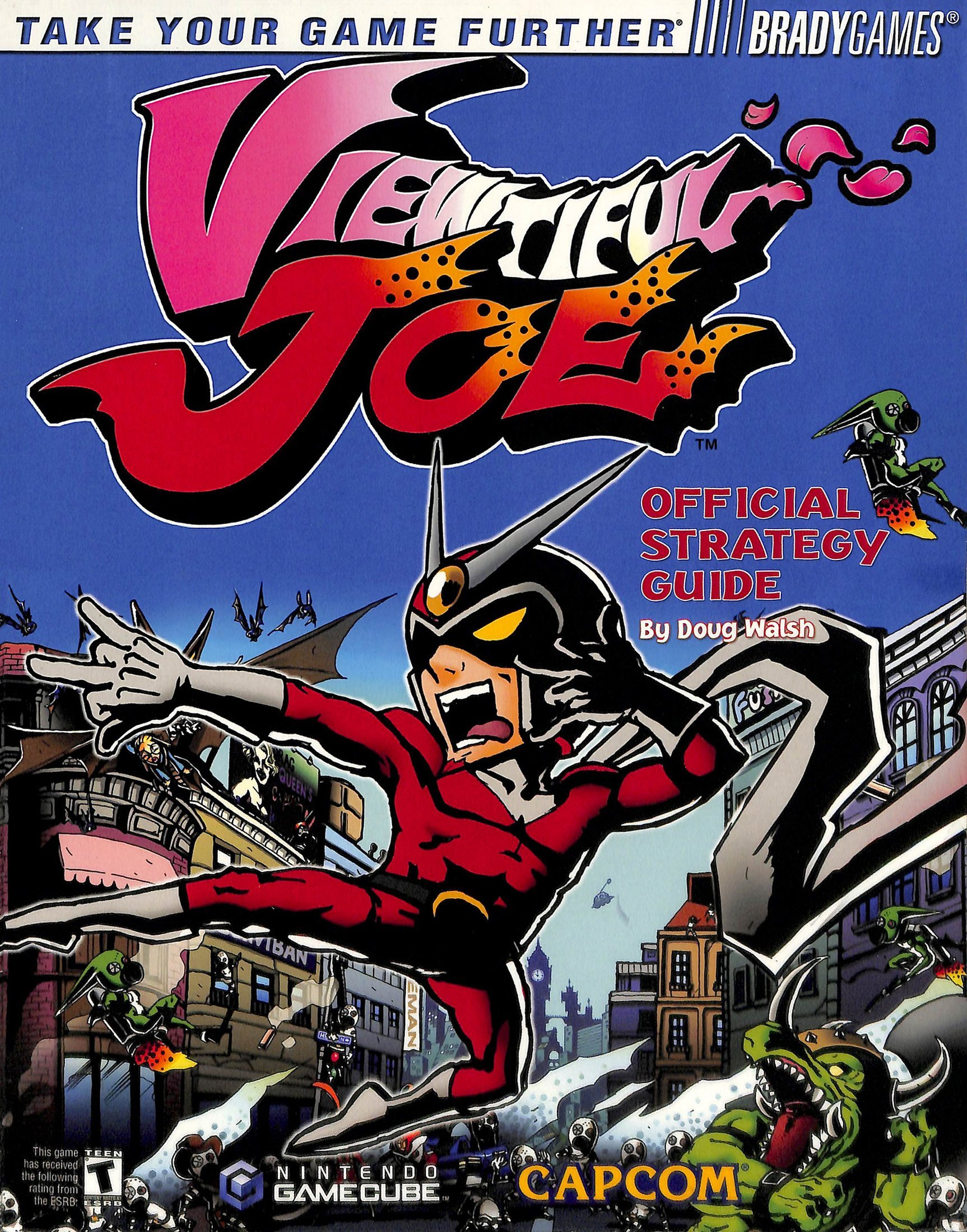 Viewtiful Joe Official Strategy Guide