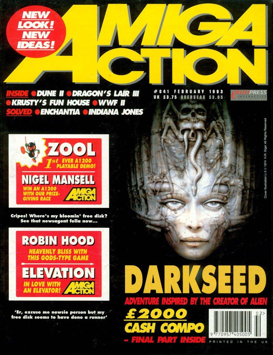 Amiga Action 041 (February 1993)