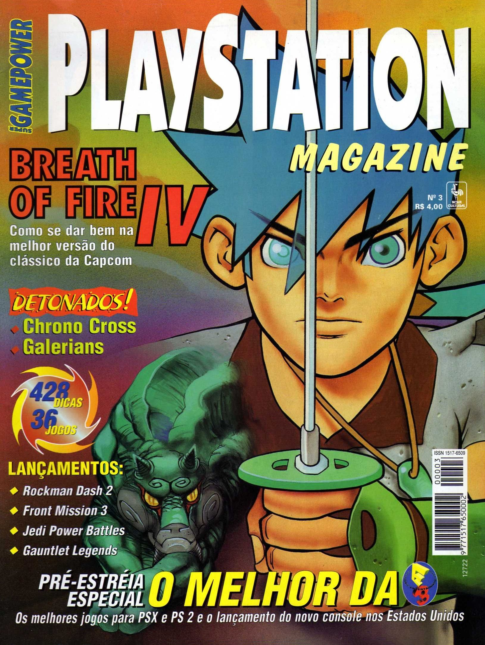 SGP Playstation Magazine Issue 03 (June 2000)
