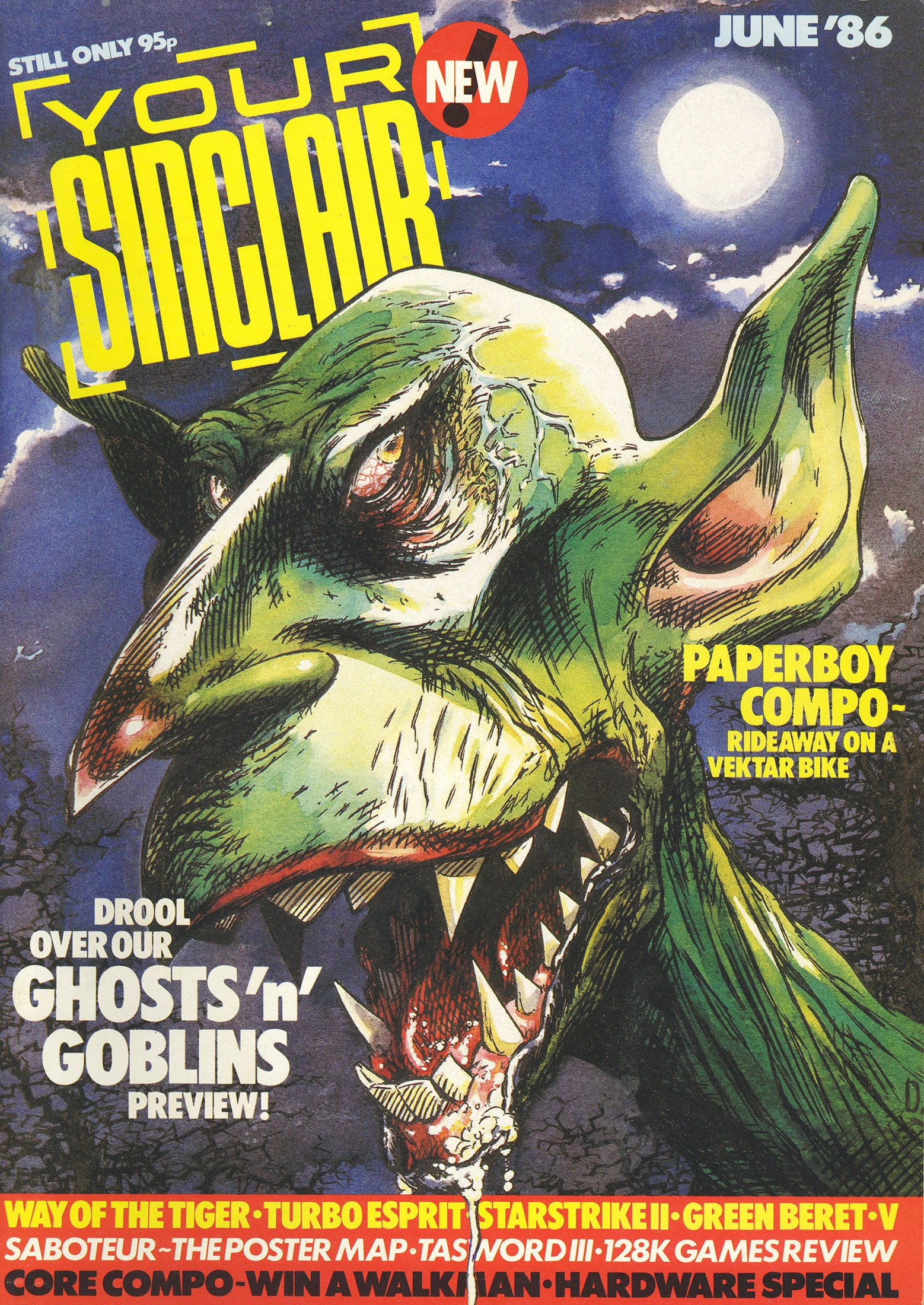 Your Sinclair Issue 06 (June 1986)